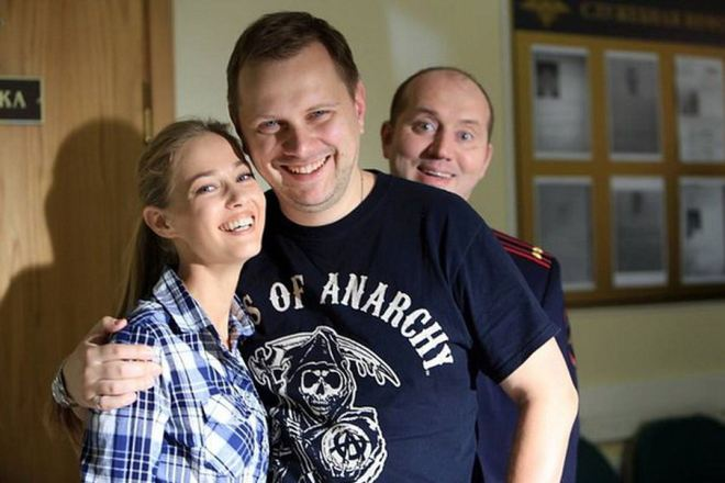 Татьяна Бабенкова, Илья Куликов и Сергей Бурунов