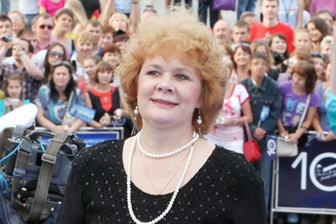 Актриса Людмила Нильская