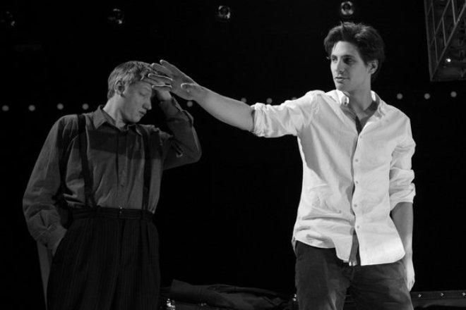 Александр Молочников в театре