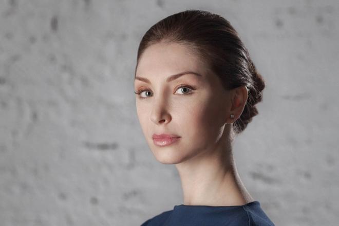 Актриса Юлия Чиплиева