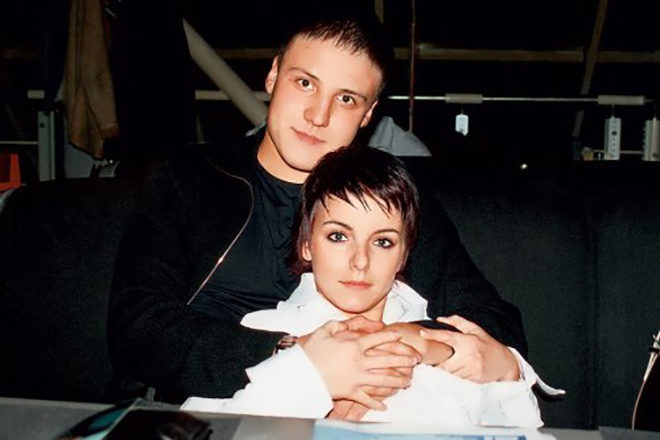 Юлия Волкова и Павел Сидоров