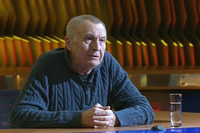 Андрей Смирнов в 2017 году