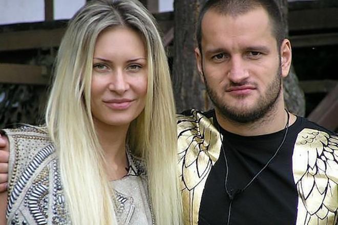 Алексей Самсонов и Элина Карякина
