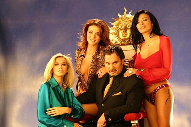 Константин Меладзе и золотой состав группы