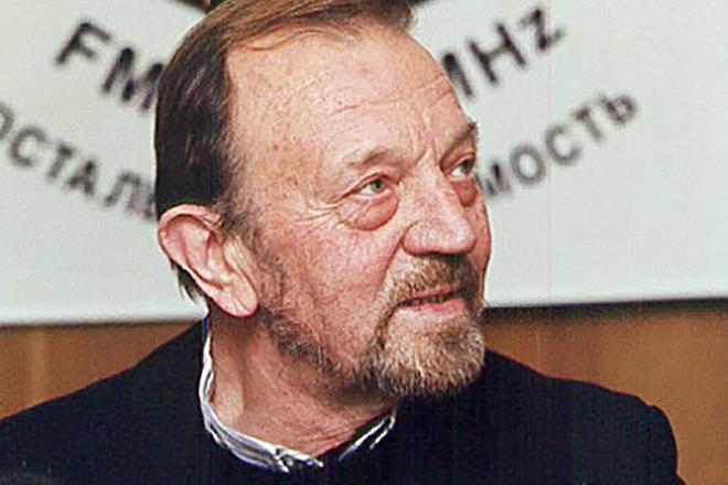 Анатолий Ромашин в последние годы