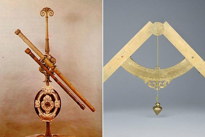Изобретения Галилео Галилея