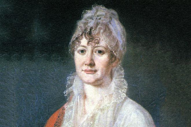 Елизавета Арсеньева, бабушка Михаила Лермонтова