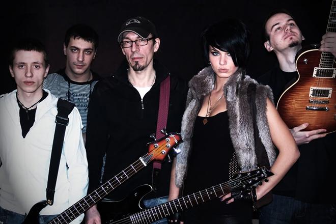 Анна Неделько и группа «IsTerra»