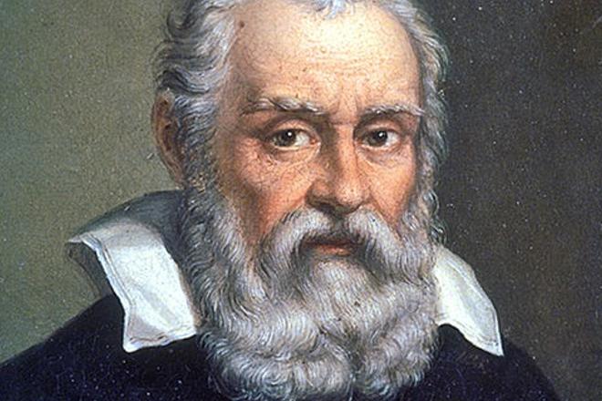 Портрет Галилео Галилея