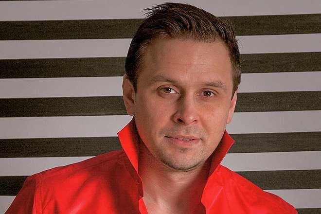 Певец Сергей Пискун