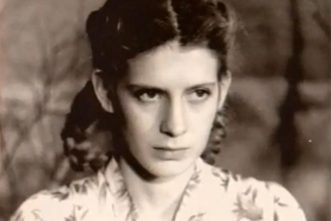 Ирина Метлицкая в молодости