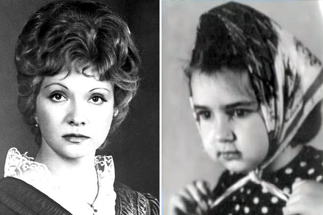 Маргарита Володина с дочкой Марией