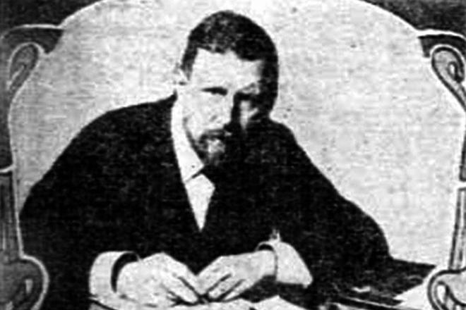 Писатель Брэм Стокер
