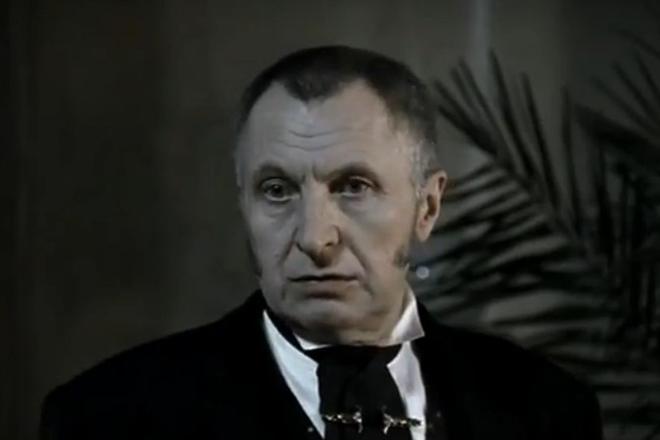 Андрей Смирнов в фильме «Идиот»