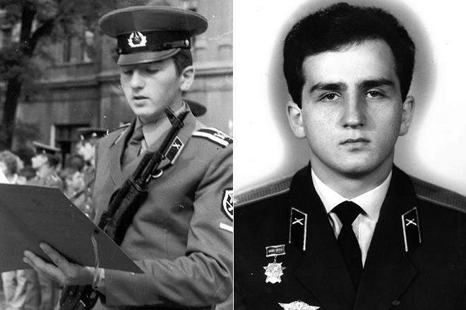 Кантемир Карамзин окончил военное училище
