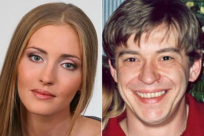 Анна Казючиц и Егор Грамматиков