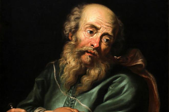 Философ Галилео Галилей
