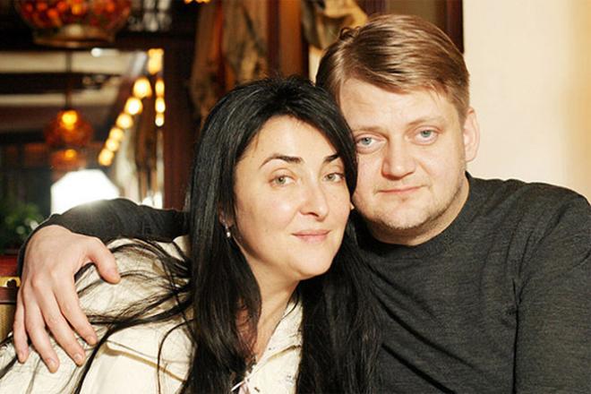 Лолита Милявская и Александр Зарубин