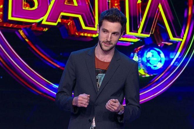 Андрей Бебуришвили в шоу «Камеди баттл»