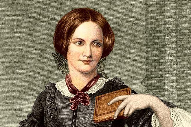 Писательница Шарлотта Бронте