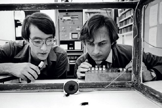 Молодой ученый Ричард Докинз