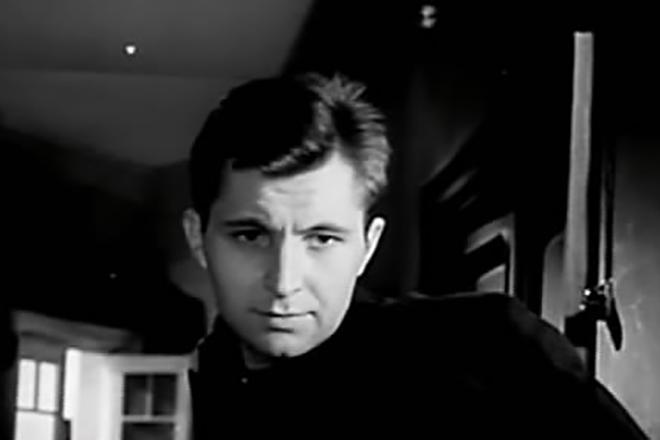 Андрей Смирнов в молодости