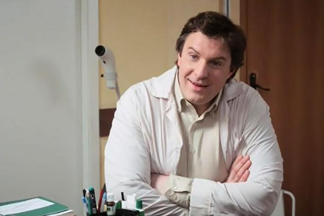 Филипп Васильев в фильме «Земский доктор. Возвращение»