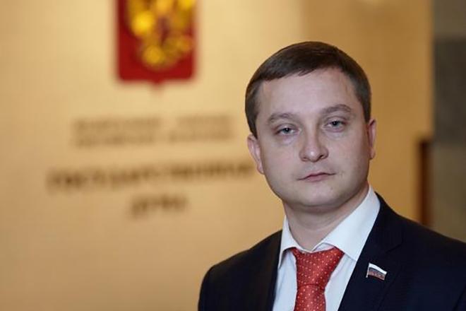 Политик Роман Худяков