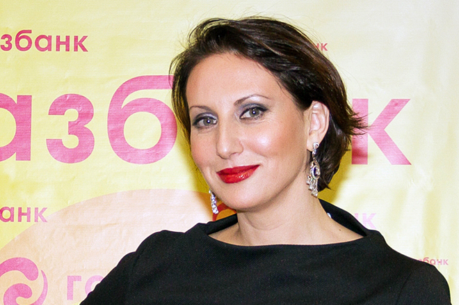 Алика Смехова актер