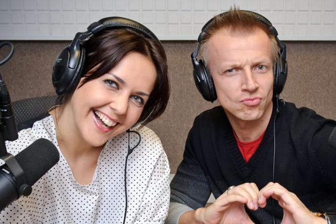 Ольга Шелест и Антон Комолов