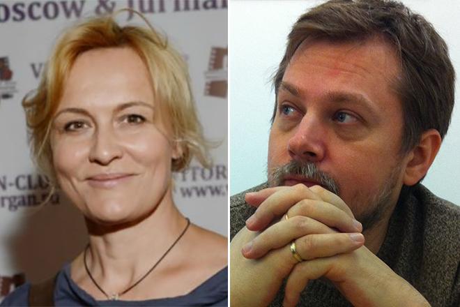 Елена Шевченко и Игорь Лебедев