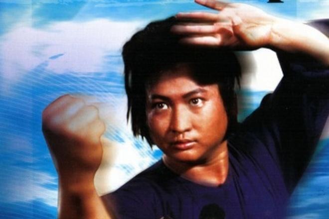 Саммо Хунг в фильме «Монах с железным кулаком»