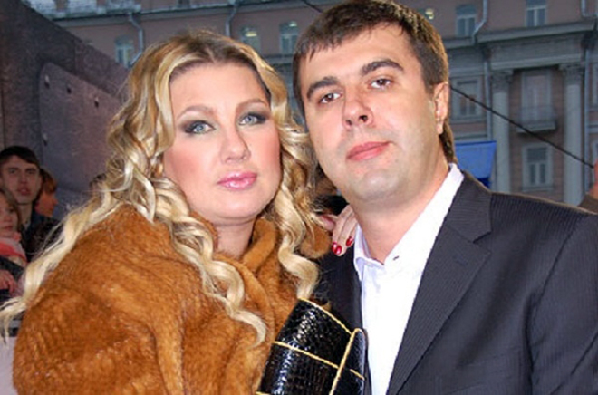 Ева Польна и Сергей Пильгун