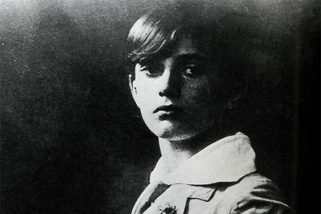 Лукино Висконти в молодости