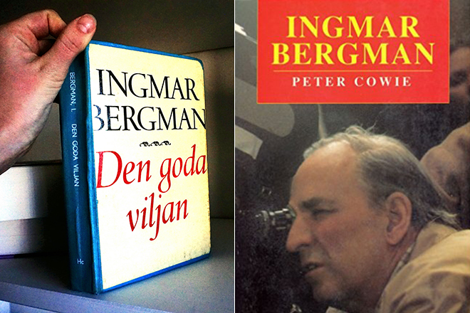 Книги Ингмара Бергмана