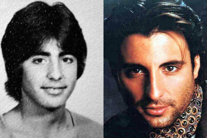 Энди Гарсиа в молодости