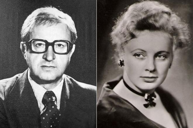 Вадим Захарченко и Алла Ларионова