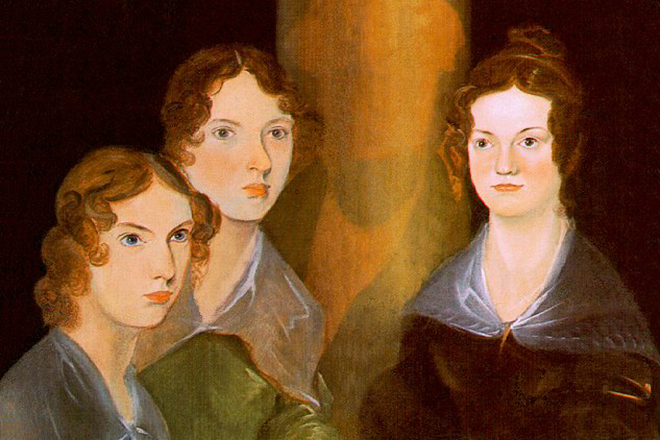 Три сестры Бронте