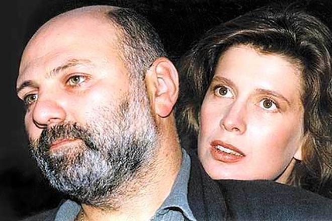 Ирина Метлицкая и ее муж Сергей Газаров
