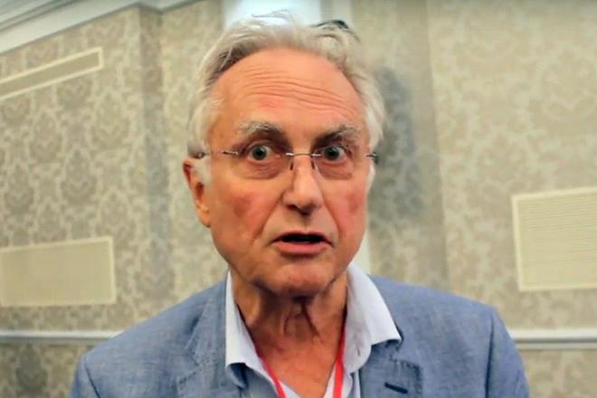 Ричард Докинз в 2018 году