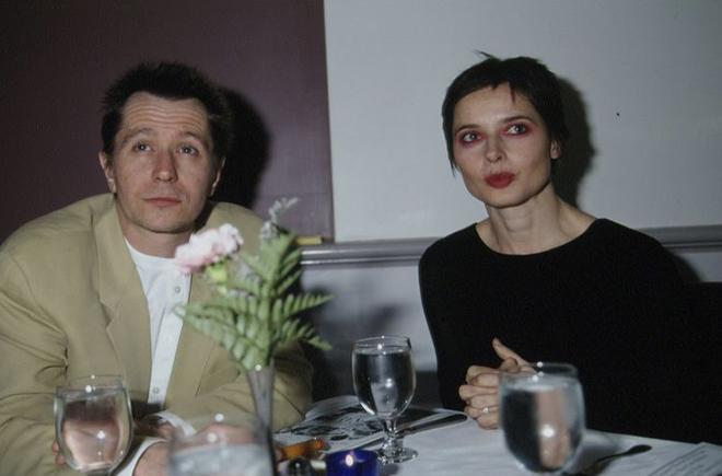 Изабелла Росселлини и Гэри Олдман