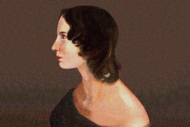 Эмили Бронте, сестра Шарлотты Бронте