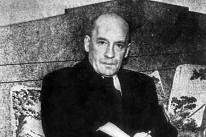 Исаак Дунаевский в последние годы