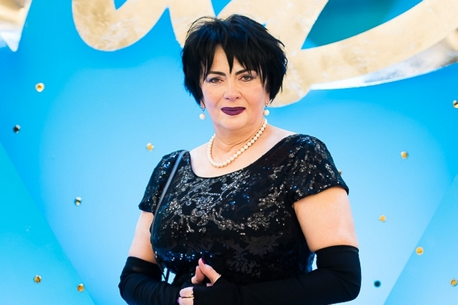 Ирина Дерюгина в 2018 году