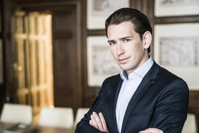 Политик Себастьян Курц