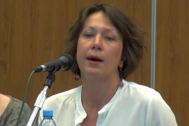 Выступление Ирины Гордиенко