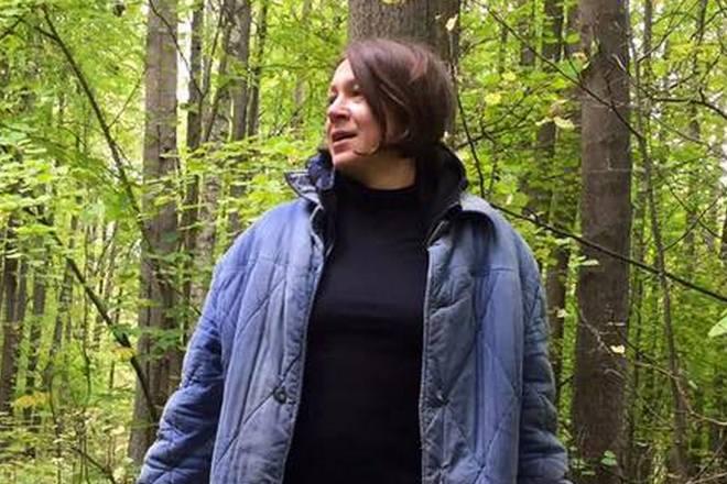 Ирина Гордиенко в 2018 году
