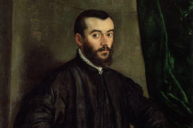 Портрет Андреаса Везалия