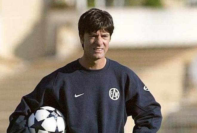 Йоахим Лёв - тренер «Аустрии» из Вены