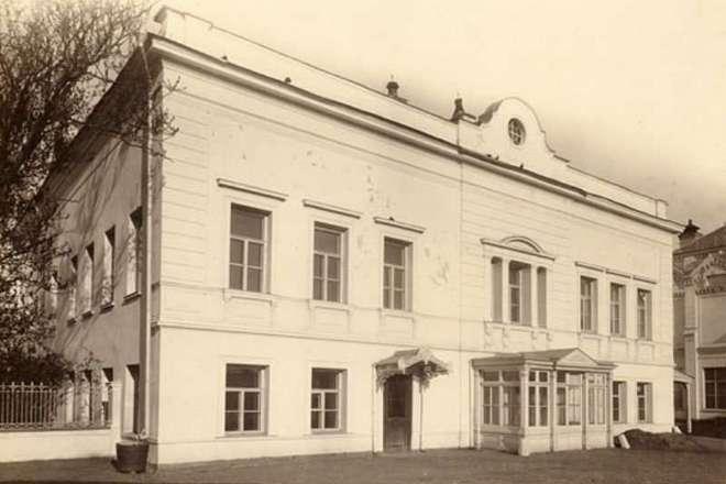 Дом третьяковых в Толмачах